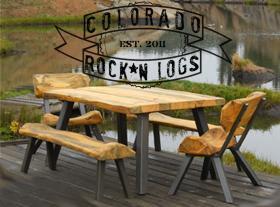 diy log furniture plans