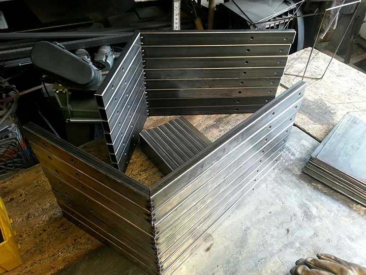 Steel Chair Frames
