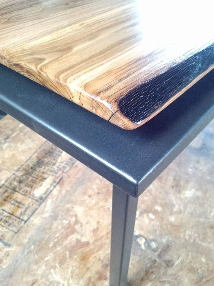 Modern-rustic Table
